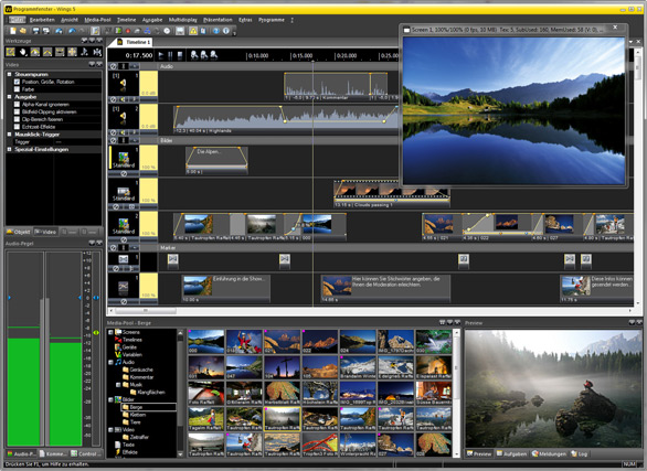 AV-Software | QuattroVision – Kompetenz in Audiovision und Multimedia
